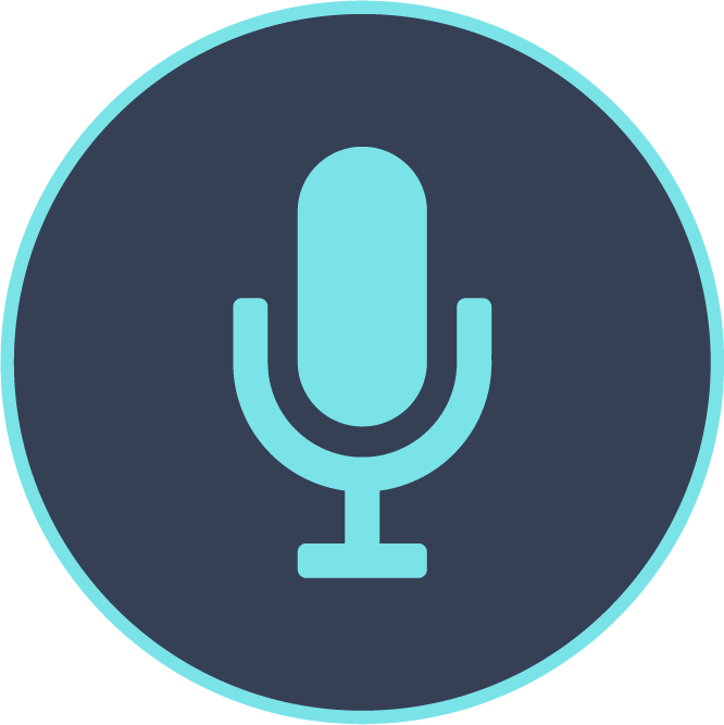 standing microphone